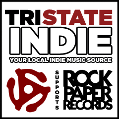 Tri State Indie Supports Rock Paper Records